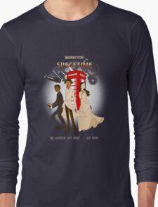 Inspector Spacetime II Long Sleeve T-Shirt