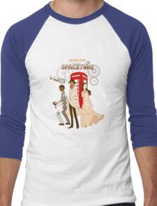 Inspector Spacetime II Men's Baseball ¾ T-Shirt