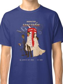 Inspector Spacetime Classic T-Shirt