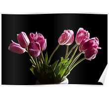 Perennial Tulip Flowers No. 0105 Poster