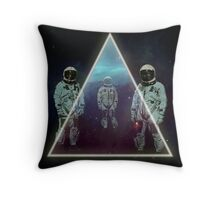 Planning the trip Throw Pillow
