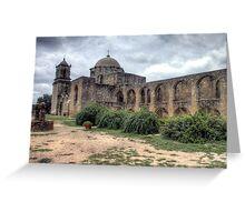 Mission San Jose - San Antonio, Texas Greeting Card