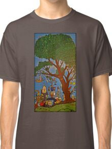Picnic under Tree Classic T-Shirt