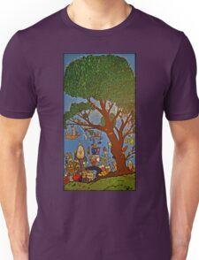 Picnic under Tree Unisex T-Shirt