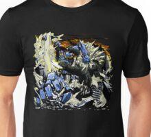First Kaiju Battle Unisex T-Shirt