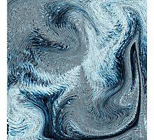 Raging Oceans Photographic Print
