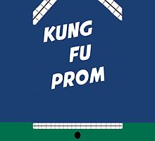 Kung Fu Prom by backtotheskies