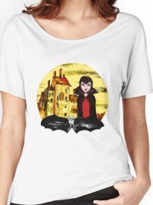 Transylvania Mavis night Women's Relaxed Fit T-Shirt