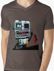 DirtyT Mens V-Neck T-Shirt