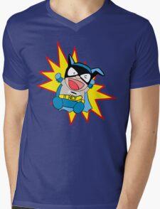 Bat Pop! Mens V-Neck T-Shirt