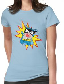 Bat Pop! Womens Fitted T-Shirt