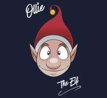 Ollie the Elf One Piece - Short Sleeve