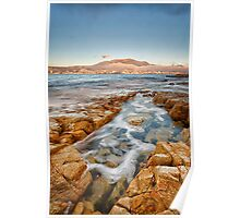 Bellerive Bluff Early Morning, Tasmania #4 Poster