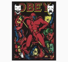 Obey by sashakeen