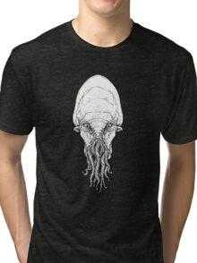Dr. Who OOD big Tri-blend T-Shirt