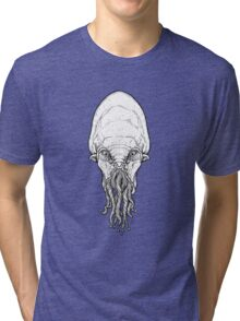 Dr. Who OOD big Tri-blend T-Shirt
