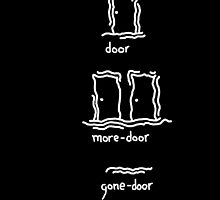 One Door to Rule Them All by Lynda Birt