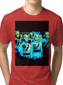 Captain Video of the Air Tri-blend T-Shirt