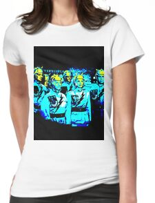 Captain Video of the Air Womens Fitted T-Shirt