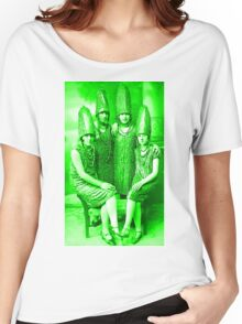 The Glorious Pickle Ladies of Venus Women's Relaxed Fit T-Shirt
