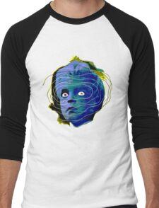Head of the Damned Men's Baseball ¾ T-Shirt