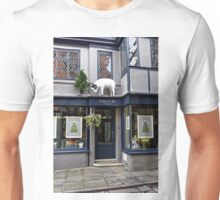 Smith England Hair Salon, Salisbury, Wiltshire, UK. Unisex T-Shirt