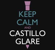 Keep Calm and Castillo Stare (Miami Vice - Dark) by olmosperfect