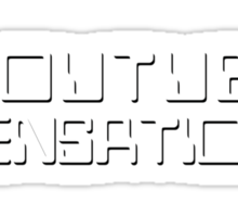 Youtube sensation Sticker