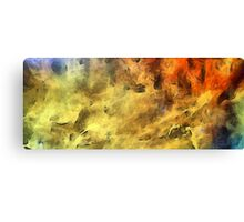 Stone Nebula Canvas Print