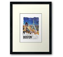 Boston, 2013 Framed Print