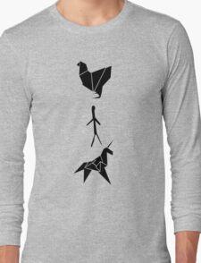 Blade Runner - Origami Long Sleeve T-Shirt