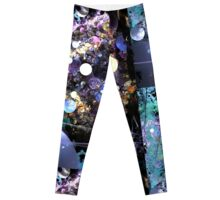 Infinities of Space Colourful Explosion Leggings