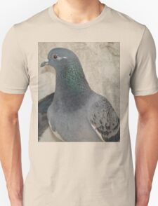 Mask - Love for Pigeons Unisex T-Shirt