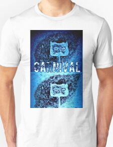 Carnival Conciousness digital remix T shirts T-Shirt