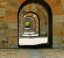 """ Underneath the Arches"" by Malcolm Chant"
