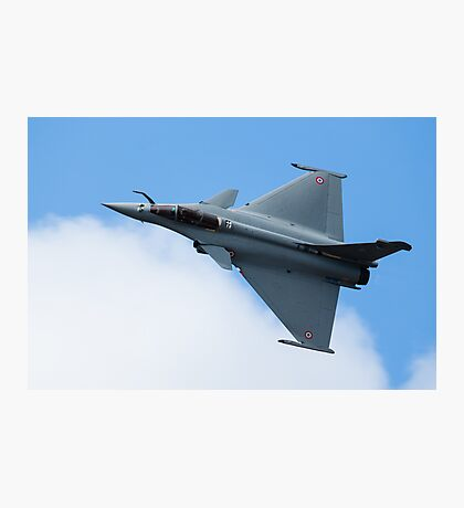 Dassault Rafale C of the French Air Force Photographic Print
