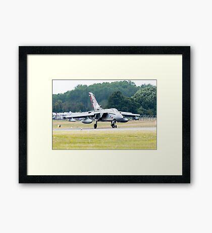 """RAF """"Dambusters"""" GR4 Tornado Framed Print"""