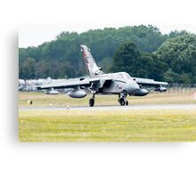 "RAF ""Dambusters"" GR4 Tornado Canvas Print"