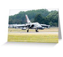 "RAF ""Dambusters"" GR4 Tornado Greeting Card"