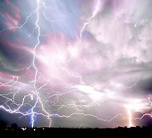 """Pittsworth Super Cell"" by GrantRolphPhoto"