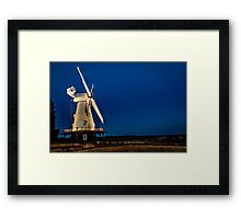 Smock Mill Framed Print