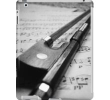 Violin Bow iPad Case/Skin