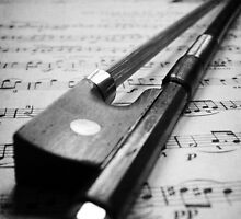 Violin Bow by Kimberose