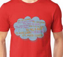 life makes ECHOES. Unisex T-Shirt