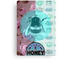 """Honey"" Canvas Print"