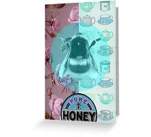 """Honey"" Greeting Card"