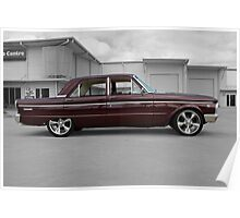 Ford Falcon XP Poster