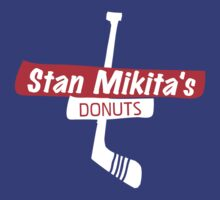 Stan Mikita's Donuts by fixtape