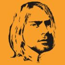 Kurt Cobain T-Shirts by parko