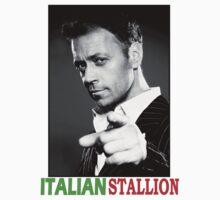 ITALIAN STALLION - ROCCO SIFFREDI by StefanoSimoni